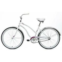 Mantis Dahlia Cruiser Bike, 26 inch Wheels, 18 inch Frame, W