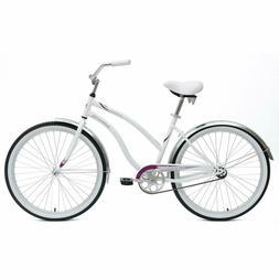 dahlia ladies beach cruiser bicycle 26 inch