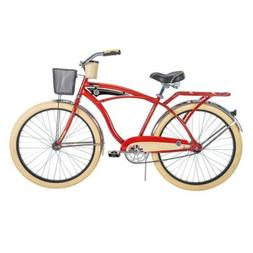"Huffy Deluxe 26"" Men's Classic Cruiser"