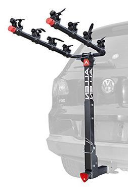 Allen Sports Deluxe Locking Quick Release 4-Bike Carrier for