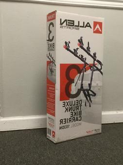 Allen Sports Deluxe Trunk 3 Bike Carrier