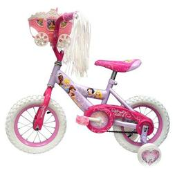 "Huffy Disney Princess Cruiser Bike 12"" - Pink/Purple"