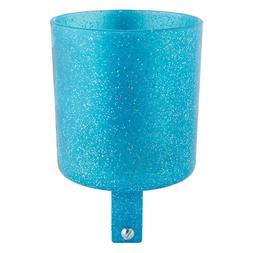 DRINK HOLDER C-CANDY SPARKLES BLUE ZIZZLE