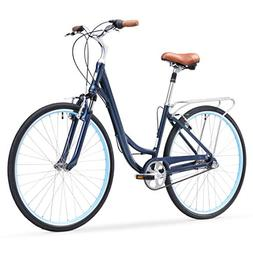 "sixthreezero Body Ease Women's 3-Speed Comfort Bike, 26"" Whe"