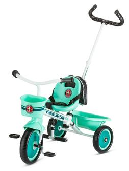 Schwinn Easy-Steer Trike Tricycle Kid Heavy Duty Comfort Gre
