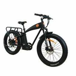 E-Bike Fat Tire Electric cruiser Power bike1000w 14.5ah 26""