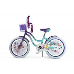 Micargi ELLIE-G-20-BBL-PP 16 in. Girls Bicycle Purple & Baby