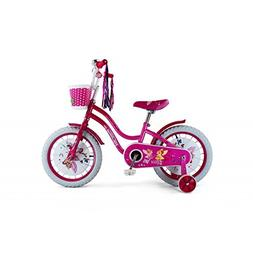 Micargi ELLIE-G-16-PK-HPK 16 in. Girls Bicycle44; Pink & Hot