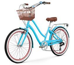 evryjourney through touring hybrid bicycle