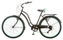 Schwinn Fairhaven Cruiser Bike, 26-inch wheels, 7 speeds, wo