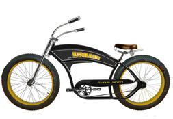 FAT TIRE BEACH CRUISER CHOPPER STYLE ROYAL DUTCH