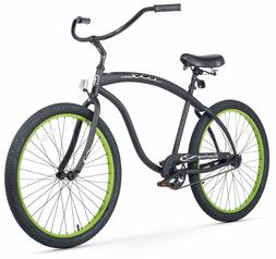 firmstrong bruiser man seven speed beach cruiser