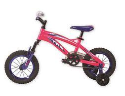 Huffy Flair 12-Inch Girl's Bike in Pink