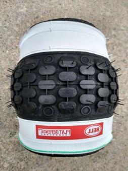 "Bell Flat Defense Technology Whitewall Cruiser Bike Tire 26"""