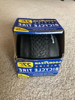 Goodyear Folding Bicycle Tire Bike 27.5 x 1.75 & 2.125 AllTe