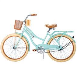 *Free Shipping* Huffy Nel Lusso 24 inch Cruiser Bike *Mint G
