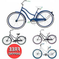 Girls Beach Cranbrook Cruiser Bike 26Inch PerfectFit Frame A