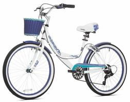 Girls Cruiser Bike Bicycle Step Through Custom Frame Fender