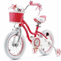 Girls Kids Bike Stargirl Bicycle 3-9 Years Old Basket NEW an