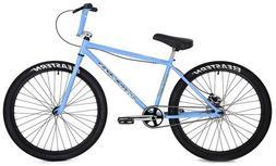 """Eastern Bikes Growler 26"""" Cruiser Bike, Blue, 14.5""""/One Size"""
