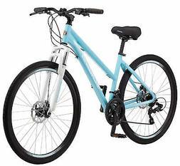 Schwinn GTX 2 Women's Dual Sport 700c Wheel Bicycle, Blue, 1