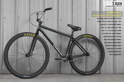 """Sunday Hi C 29"""" Cruiser Complete BMX Full Cro Mo Wheelie Bik"""