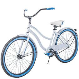 "Huffy 26"" Womens' Cranbrook Cruiser Bike with Perfect Fi"