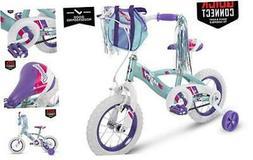 Huffy Kid Bike 12 inch Glimmer 12 inch wheel Sea Crystal Qui