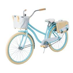 "Huffy 26"" Marietta Women's Cruiser Bike with Perfect Fit Fra"