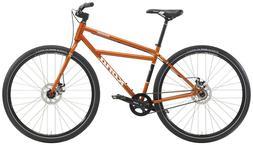 humuhumu 29er bmx cruiser bicycle small orange