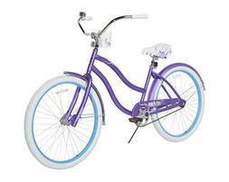 Dynacraft Island Breeze Purple 26-inch Bike