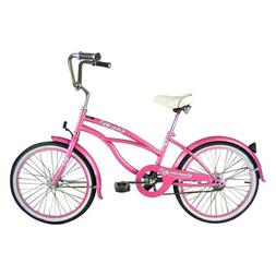 Micargi Jetta Beach Cruiser Bike Pink 20-Inch New