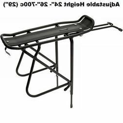 Axiom Journey Adjustable Cycle Rack, Black