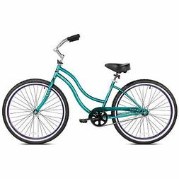 Kent International 26 Inch Back Wheel Ladies Kiawah Cruiser