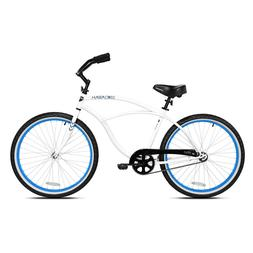 Kent International 26 Inch Back Wheel Mens Kiawah Cruiser St