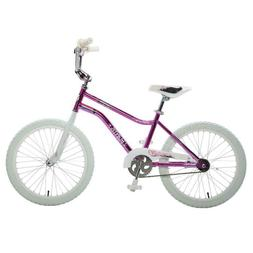 Kids Cruiser Bike Outdoor Propelled Vehicle Design in Fuschi