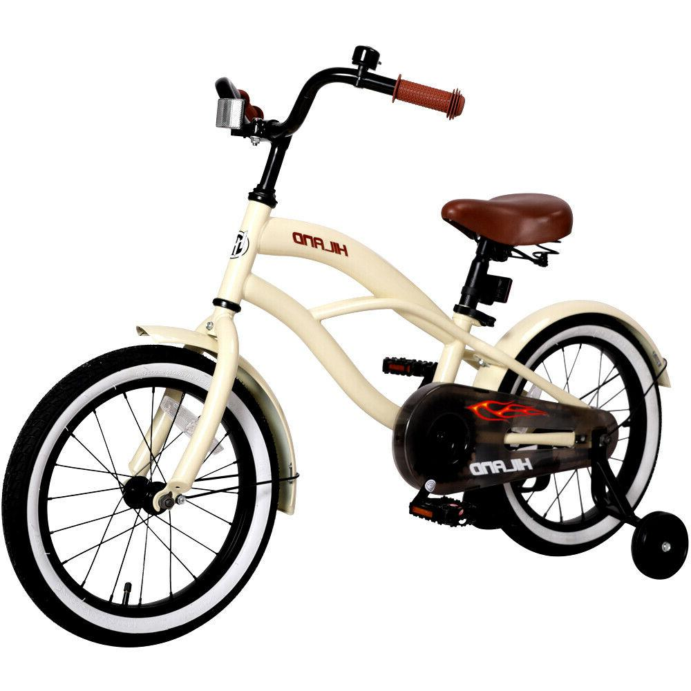 Hiland Inch Bike for Girls with