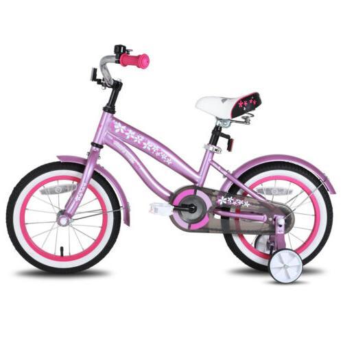 14 and 16 inch cruiser kids bike