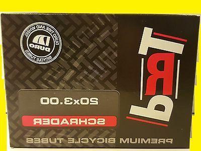 20 x3 00 bicycle tube schrader bmx