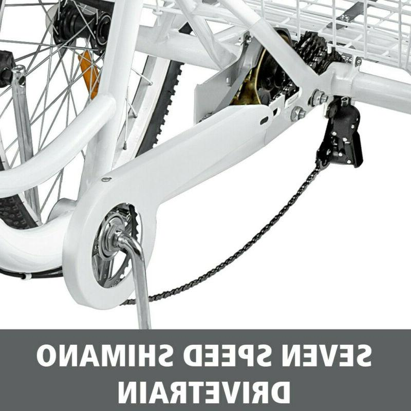 "24""/20"" Adult Trike Bicycle for Trike"