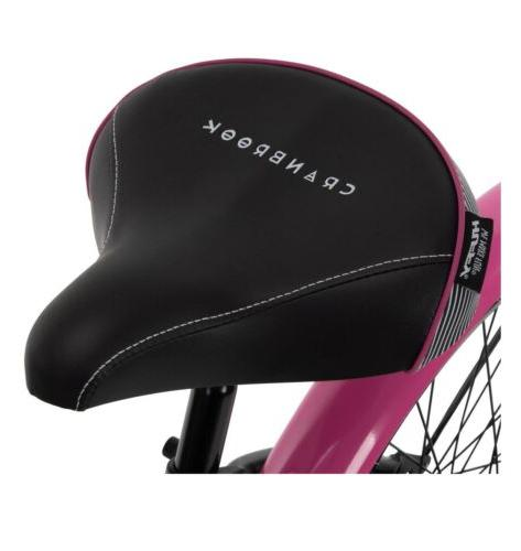 HUFFY CRANBROOK BIKE IN Black/pink