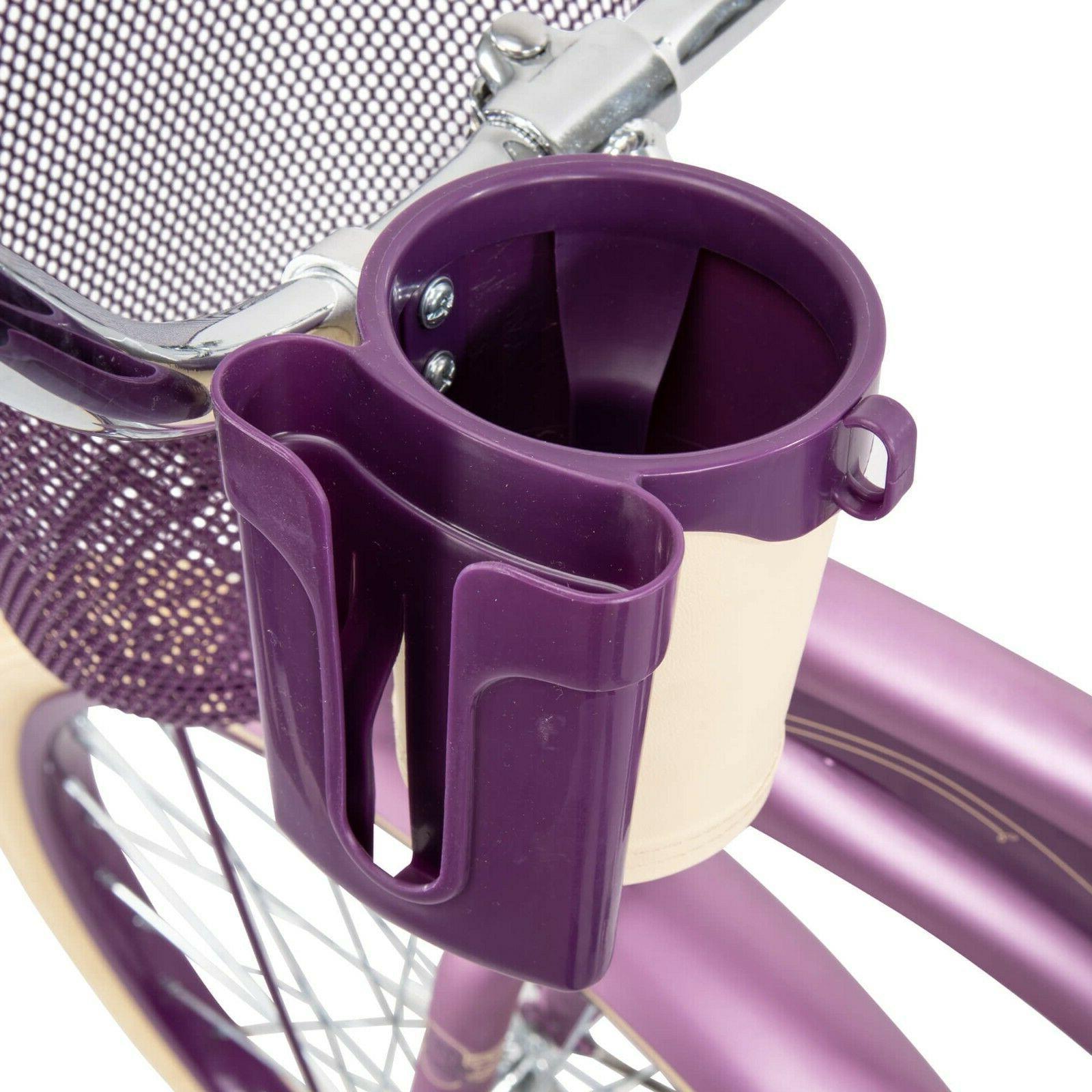 "Huffy 24"" Girls' Bike - Purple"