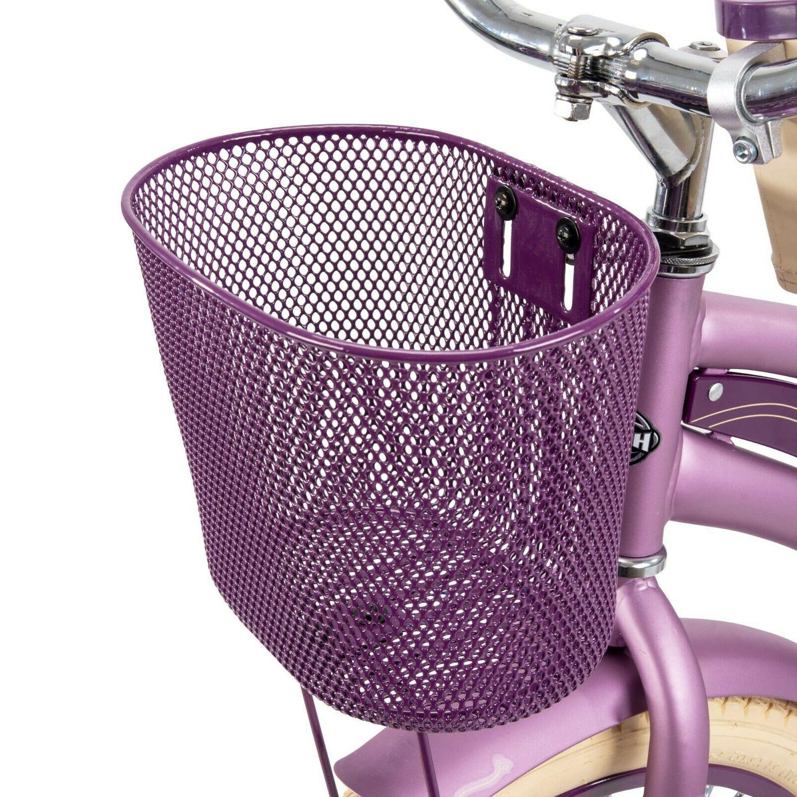 Huffy Nel Girls' Cruiser - Purple