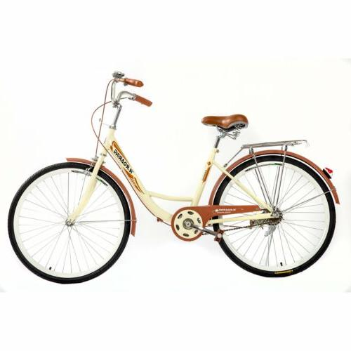 24in Bike Comfortable Cycling