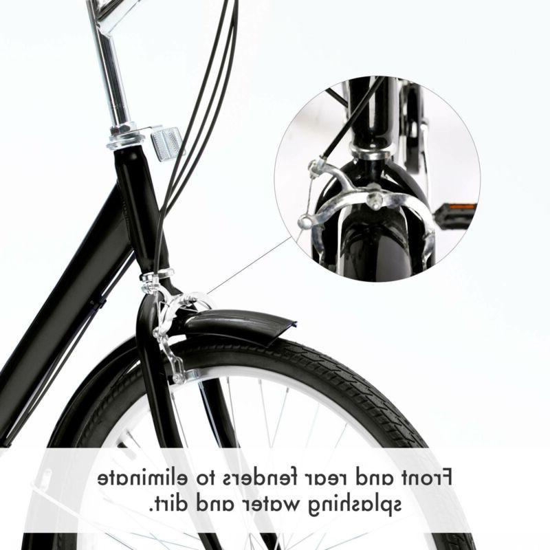 "24""/20"" 3-Wheel Trike Cruiser Bicycle for"