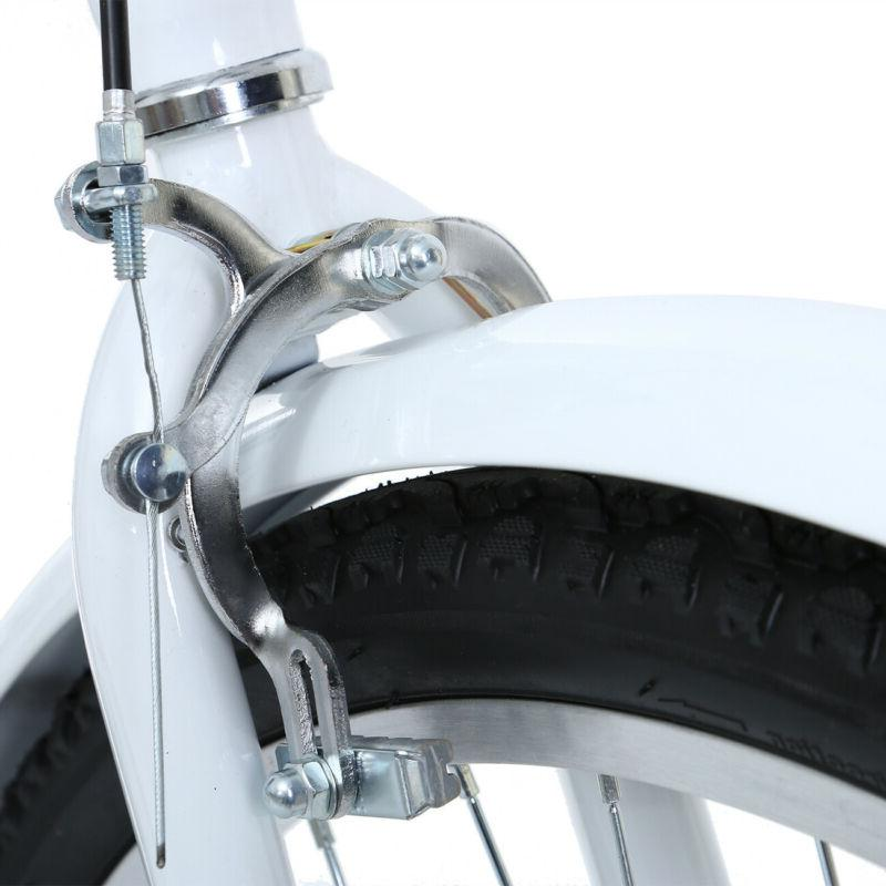 Ridgeyard 3-Wheel Bicycle Bike Cruise Basket