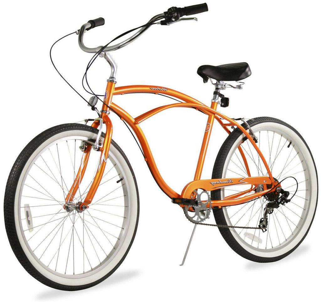 26 beach cruiser bike bicycle urban men