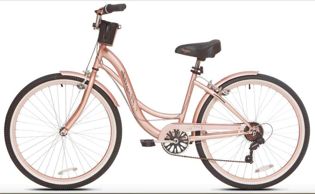 "26"" Bike Low Step-through Bicycle"