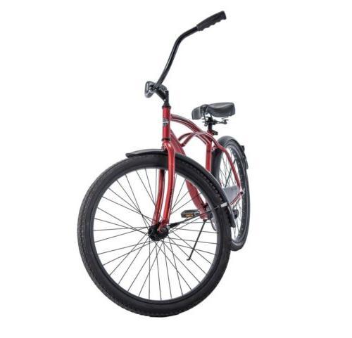 26 cranbrook beach cruiser comfort bike