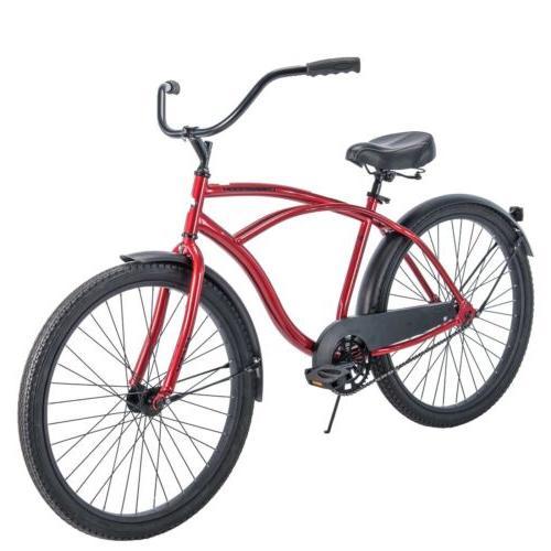 Huffy Cranbrook Cruiser Comfort Bike Men, in